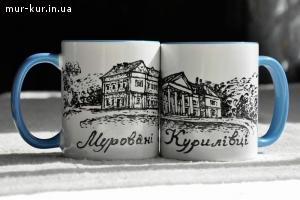 Розписані чашки на замовлення