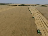 Стан справ в агропромисловому комплексі району станом на сьоме серпня.