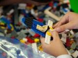 Першокласники нашого району зможуть навчатися з конструкторами LEGO Play Box