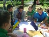 В навчальних закладах району працюють мовні загони