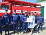 Відкриття підрозділів місцевої пожежної охорони