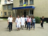 Заступник Міністра охорони здоров'я України відвідав медичні установи району